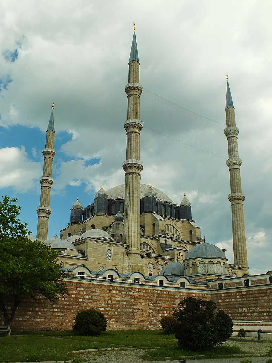 Edirne - Selimie mosque