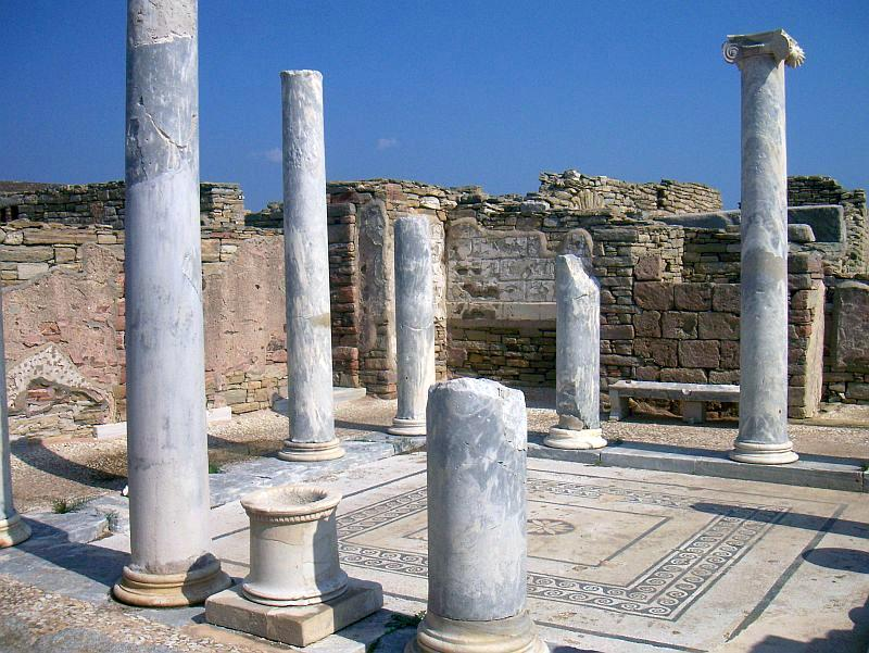 delos greece ekskurzii 2