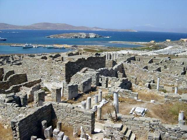 delos greece ekskurzii 4
