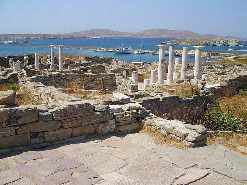 delos greece ekskurzii 6